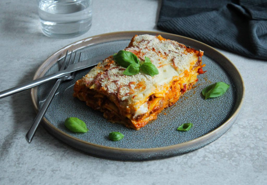 verdens bedste lasagne