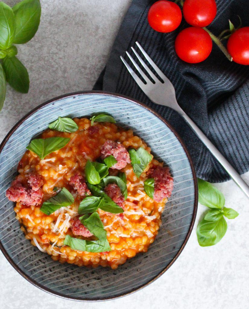 bygotto med tomat