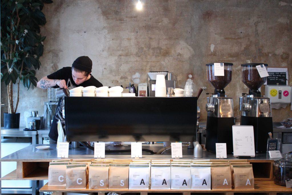 Bonanza coffe