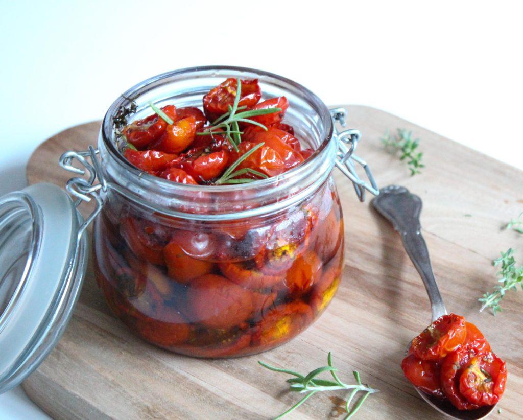 soltørrede tomater