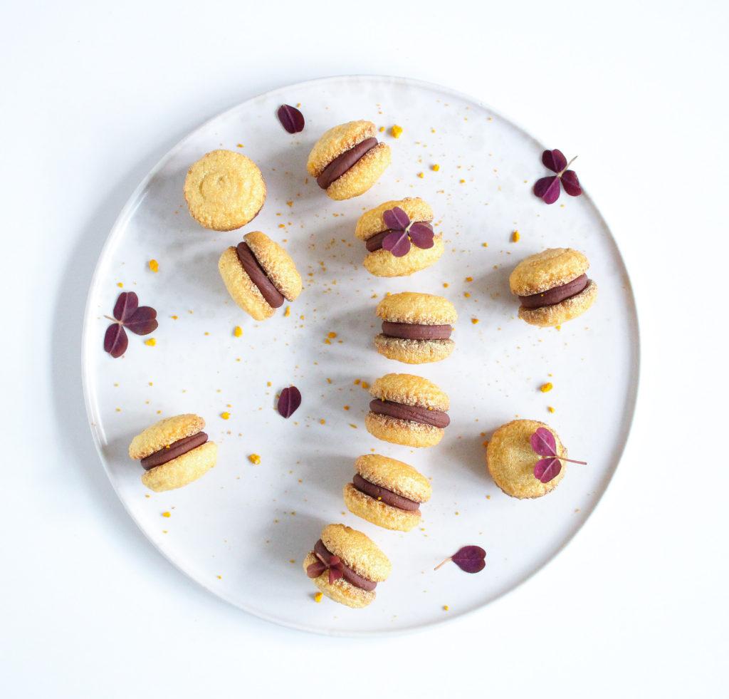 kransekage macarons